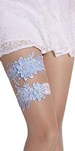 garters for bride, garter set