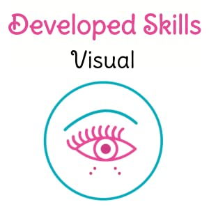 visual skills development developmental skill learning toys for kids educational growth kid girls