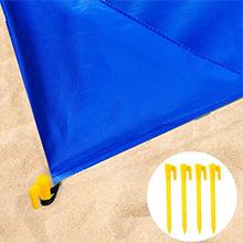 wind proof beach blanket