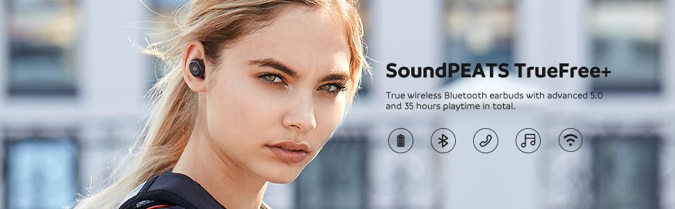 5.0 Bluetooth Headphones