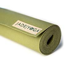 Jade Yoga Voyager Mat Olive Green