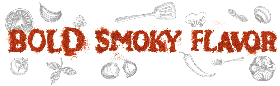 Bold Smoky Flavor