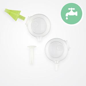 Nosiboo Pro Aspiratore Nasale Elettrico Facile da pulire