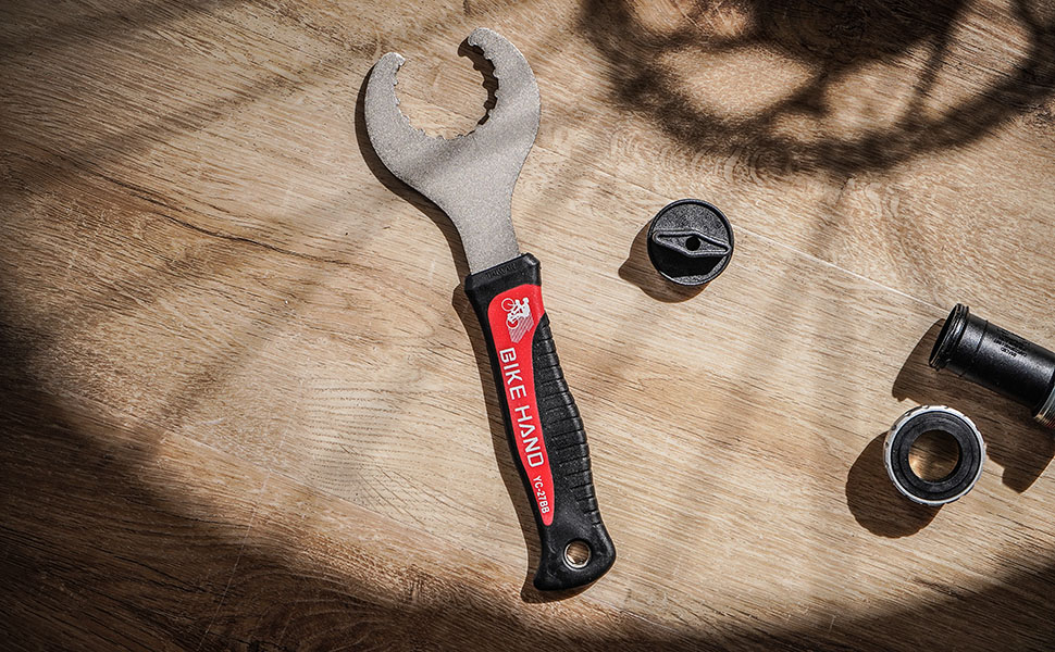 Bikehand Bicycle Bike Shimano Hollowtech II Crankset Bottom Bracket Tool