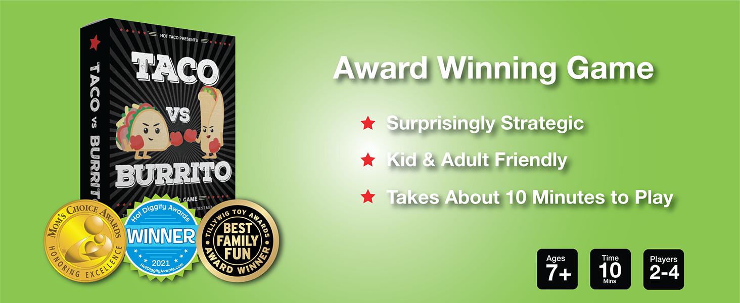 Award Winning Card game that is surprisingly strategic