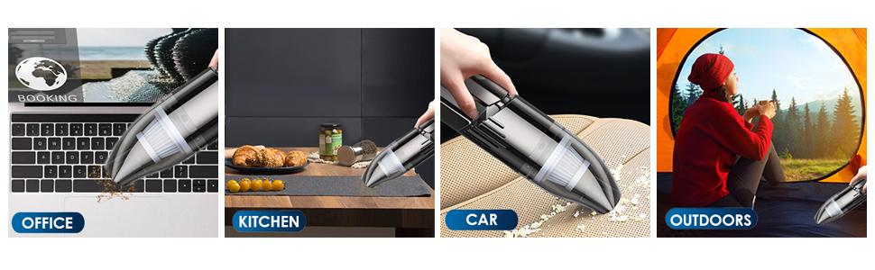 aspirateur de table sans fil