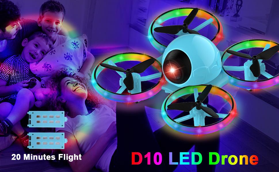 mini drones for kids