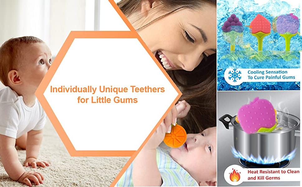 Teethers for Newborn