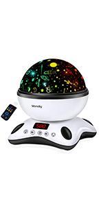 Led-sterrenhemel projectorlamp