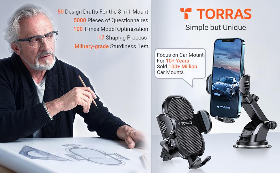 TORRAS-Simple but Unique