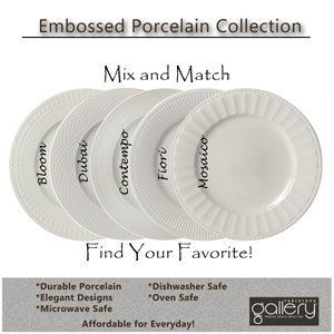 Porcelain Safe Oven Microwave Collection Best New Holiday Gift Christmas House Warming Packaged