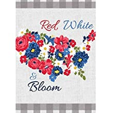 Red White Bloom