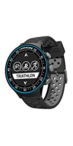 CANMORE GOLF GPS Watch TW-410 Multi Sports Watch