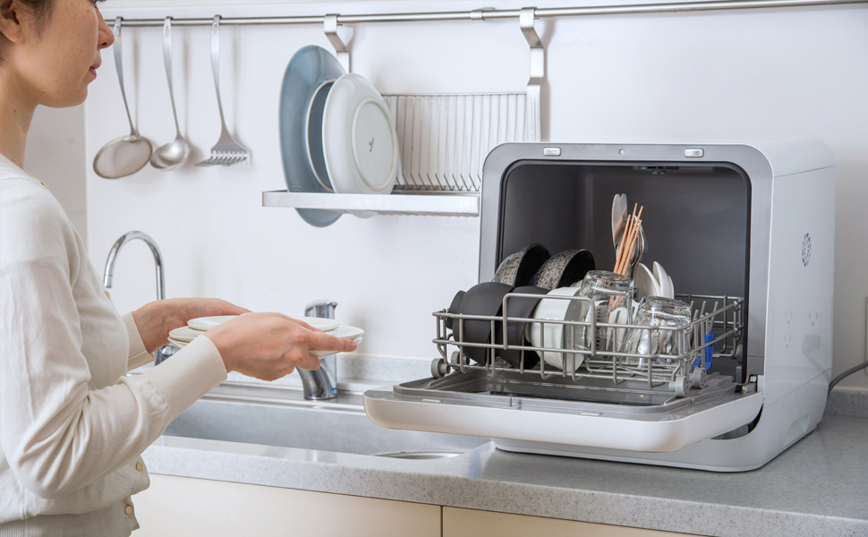シロカ食器洗い乾燥機