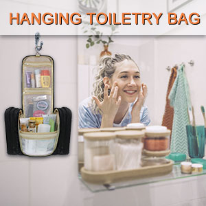 Hanging Toiletry Bag Women