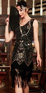 Radtengle Gatsby Party Dress