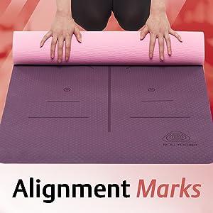 NOW YOGING yoga mat anti slip mat