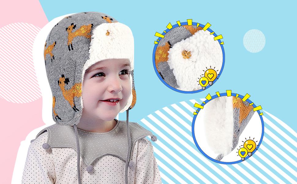 cute cartoon hat