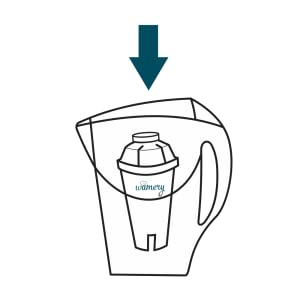 water filter for pitcher