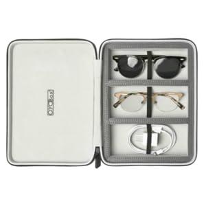 royal grey travel case