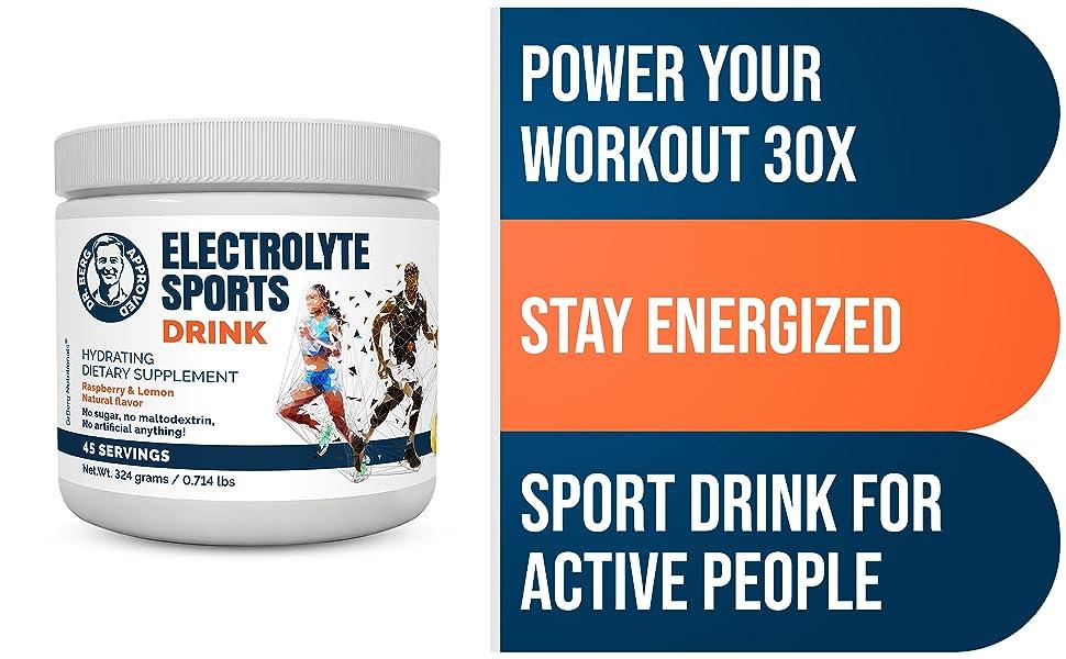 Electrolyte Sport