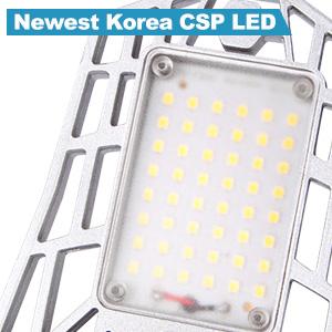 deformable led garage lights