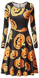 Pumpkins Dresses
