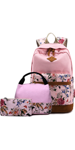 pink back pack for girl