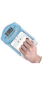 Portable Hand Dynamometer Grip