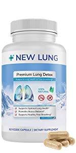 Lung detox for smokers