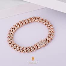 woman bracelet, cuban link bracelet, iced out bracelets, cuban bracelets, diamond bracelet for women