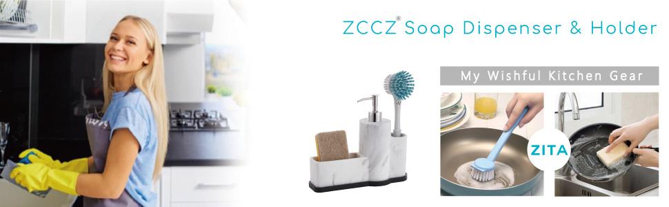 ZCCZ Soap Dispenser