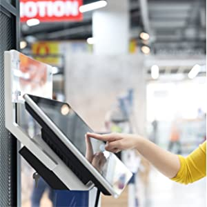 digital signage and public touchscreens