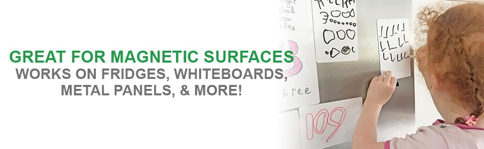 magnetic dry erase board for fridge magnetic board for refrigerator magnet white board door board