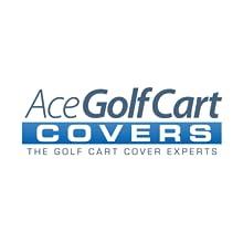 golf cart covers, golf cart enclosures, ace golf cart covers