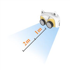 Switchable alert distance