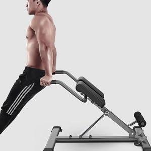 Back grip squat