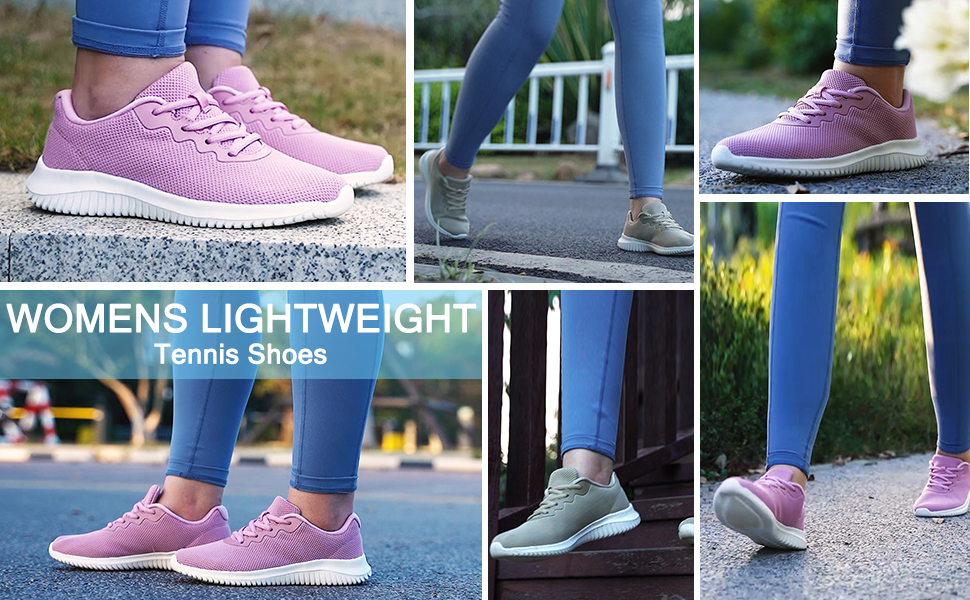 womens tennis shoes show