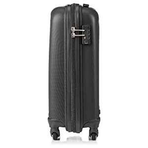 tripp, holiday 6, large suitcase, medium suitcase, cabin luggage, lightweight suitcase, hard case