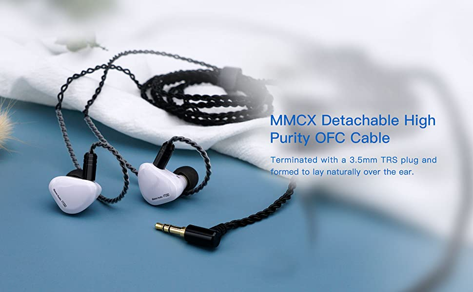 High-quality Detachable MMCX Cable