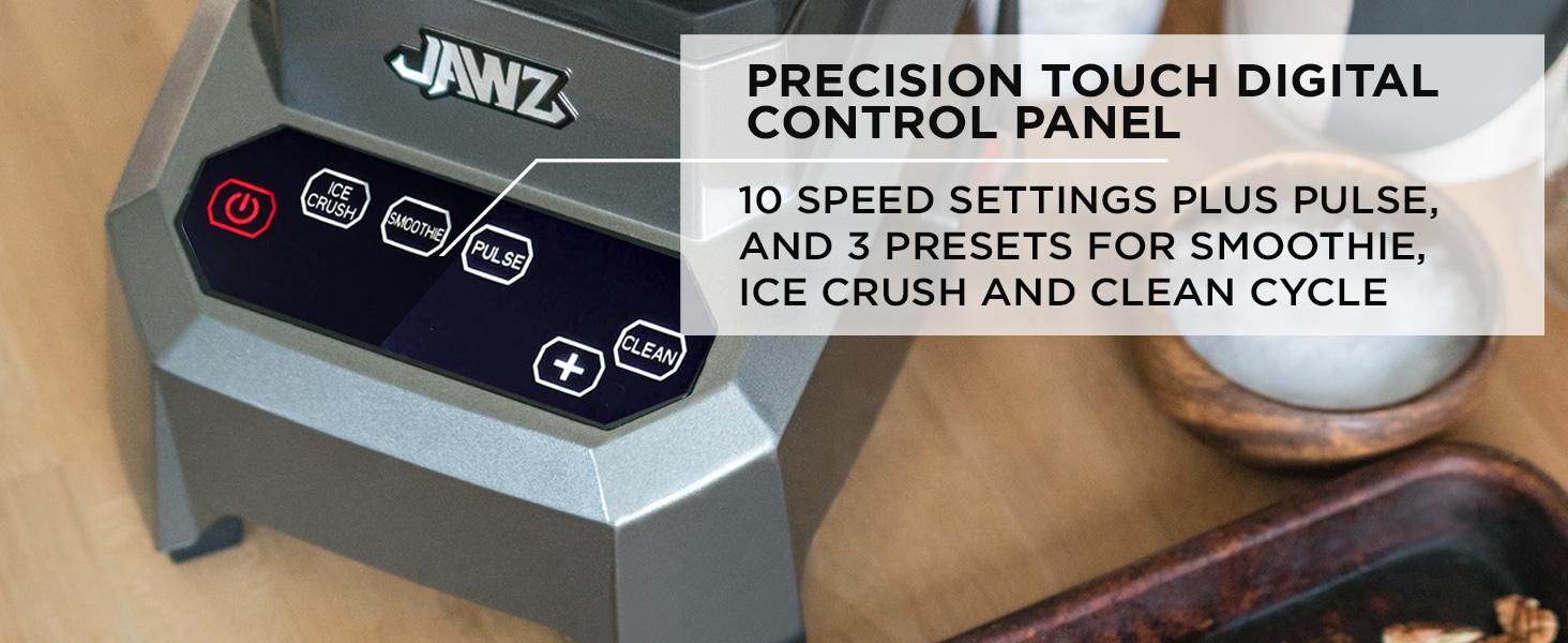 precision touch screen