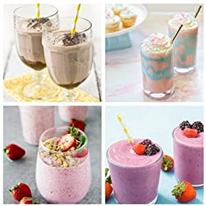 smoothie blender milkshake ice chopper grinder