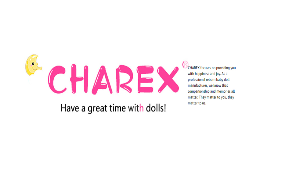 CHAREX reborn baby makes life lovely