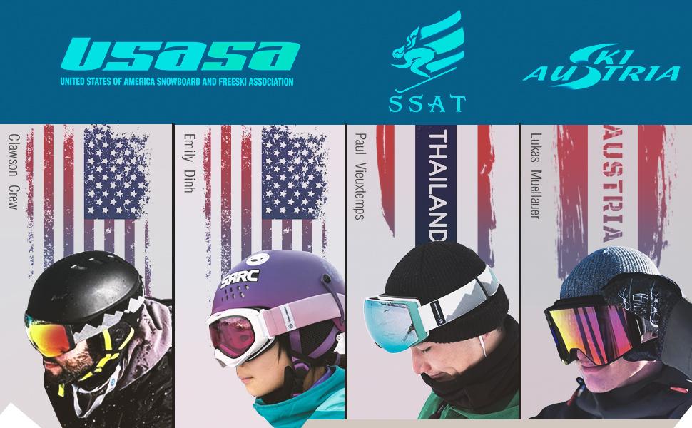otg ski goggles