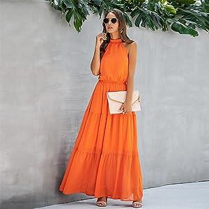 beach maxi dresses for women
