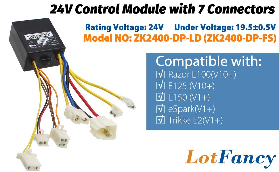 24V Control Module