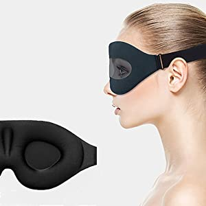deep large wide eye space free eye movements no pressure on eyeballs save makeup concave eye cup