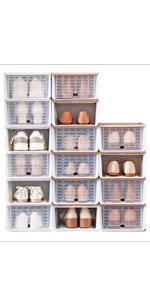 PP shoes box