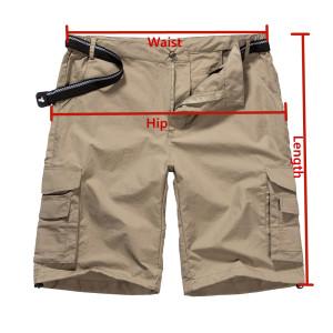 Quick Dry Hiking shorts