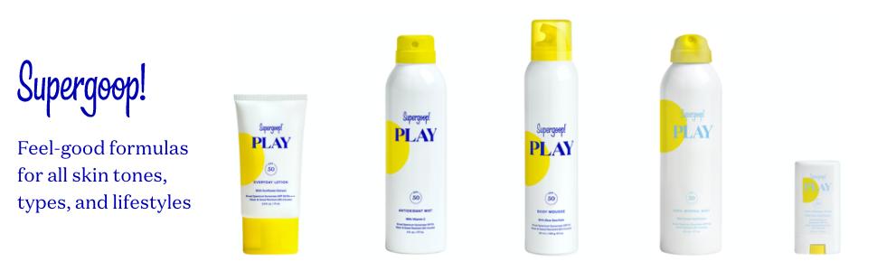 feel good formulas for all skin tones, types, lifestyles